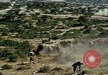 Image of Tank attack training United States USA, 1942, second 22 stock footage video 65675020469