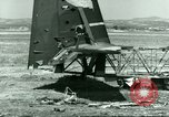 Image of Wreckage of German Messerschmitt Me 323 Gigant airplane in Tunis Tunis Tunisia, 1943, second 25 stock footage video 65675020477