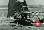 Image of Wreckage of German Messerschmitt Me 323 Gigant airplane in Tunis Tunis Tunisia, 1943, second 26 stock footage video 65675020477