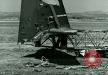 Image of Wreckage of German Messerschmitt Me 323 Gigant airplane in Tunis Tunis Tunisia, 1943, second 27 stock footage video 65675020477