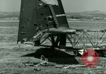Image of Wreckage of German Messerschmitt Me 323 Gigant airplane in Tunis Tunis Tunisia, 1943, second 33 stock footage video 65675020477