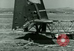 Image of Wreckage of German Messerschmitt Me 323 Gigant airplane in Tunis Tunis Tunisia, 1943, second 34 stock footage video 65675020477