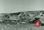 Image of Wreckage of German Messerschmitt Me 323 Gigant airplane in Tunis Tunis Tunisia, 1943, second 49 stock footage video 65675020477