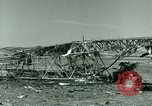 Image of Wreckage of German Messerschmitt Me 323 Gigant airplane in Tunis Tunis Tunisia, 1943, second 50 stock footage video 65675020477