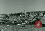 Image of Wreckage of German Messerschmitt Me 323 Gigant airplane in Tunis Tunis Tunisia, 1943, second 55 stock footage video 65675020477