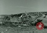 Image of Wreckage of German Messerschmitt Me 323 Gigant airplane in Tunis Tunis Tunisia, 1943, second 57 stock footage video 65675020477