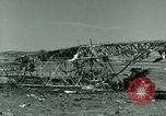 Image of Wreckage of German Messerschmitt Me 323 Gigant airplane in Tunis Tunis Tunisia, 1943, second 58 stock footage video 65675020477