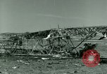 Image of Wreckage of German Messerschmitt Me 323 Gigant airplane in Tunis Tunis Tunisia, 1943, second 59 stock footage video 65675020477
