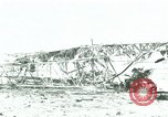 Image of Wreckage of German Messerschmitt Me 323 Gigant airplane in Tunis Tunis Tunisia, 1943, second 60 stock footage video 65675020477