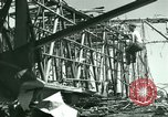 Image of Wreckage of German Messerschmitt Me 323 Gigant airplane in Tunis Tunis Tunisia, 1943, second 61 stock footage video 65675020477