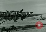 Image of Wreckage of German Me-323 transport airplane at El Aouina airfield Tunis Tunisia, 1943, second 13 stock footage video 65675020479