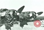 Image of Wreckage of German Me-323 transport airplane at El Aouina airfield Tunis Tunisia, 1943, second 29 stock footage video 65675020479