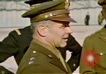 Image of Carl Spaatz Morocco North Africa, 1943, second 61 stock footage video 65675020495
