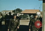 Image of Brigadier General Theodore Roosevelt Jr and Major General Terry Allen North Africa, 1942, second 25 stock footage video 65675020504