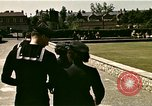 Image of American Navy personnel Normandy France, 1944, second 14 stock footage video 65675020541