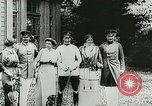 Image of Prince Wilhelm Germany, 1914, second 52 stock footage video 65675020549