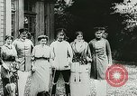 Image of Prince Wilhelm Germany, 1914, second 54 stock footage video 65675020549