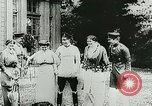 Image of Prince Wilhelm Germany, 1914, second 55 stock footage video 65675020549