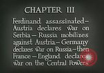 Image of World War I Europe, 1914, second 2 stock footage video 65675020551
