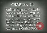 Image of World War I Europe, 1914, second 3 stock footage video 65675020551