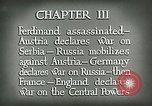 Image of World War I Europe, 1914, second 5 stock footage video 65675020551