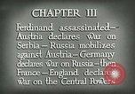 Image of World War I Europe, 1914, second 8 stock footage video 65675020551