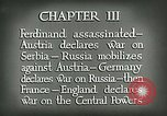 Image of World War I Europe, 1914, second 14 stock footage video 65675020551