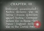 Image of World War I Europe, 1914, second 15 stock footage video 65675020551