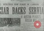 Image of World War I Europe, 1914, second 58 stock footage video 65675020551