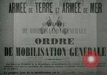 Image of World War I Europe, 1914, second 4 stock footage video 65675020553