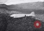 Image of dropping supplies Papua New Guinea, 1944, second 37 stock footage video 65675020560