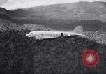 Image of dropping supplies Papua New Guinea, 1944, second 39 stock footage video 65675020560