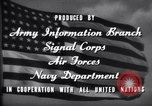 Image of World War 2 effort home front America Springfield New Jersey USA, 1944, second 13 stock footage video 65675020570