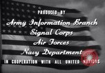 Image of World War 2 effort home front America Springfield New Jersey USA, 1944, second 15 stock footage video 65675020570