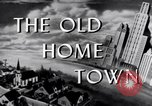 Image of World War 2 effort home front America Springfield New Jersey USA, 1944, second 24 stock footage video 65675020570