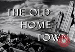 Image of World War 2 effort home front America Springfield New Jersey USA, 1944, second 25 stock footage video 65675020570