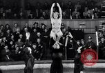 Image of circus performance Berlin Germany, 1944, second 56 stock footage video 65675020575