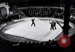 Image of circus performance Berlin Germany, 1944, second 59 stock footage video 65675020575