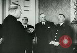 Image of Vidkun Quisling Norway, 1942, second 17 stock footage video 65675020590