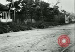 Image of destroyed town Russia, 1942, second 8 stock footage video 65675020601
