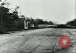 Image of destroyed town Russia, 1942, second 11 stock footage video 65675020601