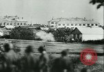 Image of destroyed town Russia, 1942, second 19 stock footage video 65675020601