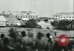 Image of destroyed town Russia, 1942, second 21 stock footage video 65675020601