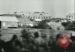 Image of destroyed town Russia, 1942, second 22 stock footage video 65675020601