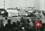 Image of destroyed town Russia, 1942, second 23 stock footage video 65675020601