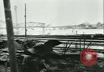 Image of destroyed town Russia, 1942, second 29 stock footage video 65675020601