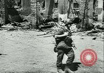 Image of destroyed town Russia, 1942, second 32 stock footage video 65675020601