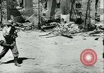 Image of destroyed town Russia, 1942, second 33 stock footage video 65675020601