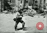 Image of destroyed town Russia, 1942, second 34 stock footage video 65675020601
