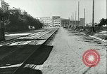Image of destroyed town Russia, 1942, second 39 stock footage video 65675020601